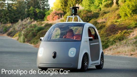 Presentado el coche sin conductor de Google