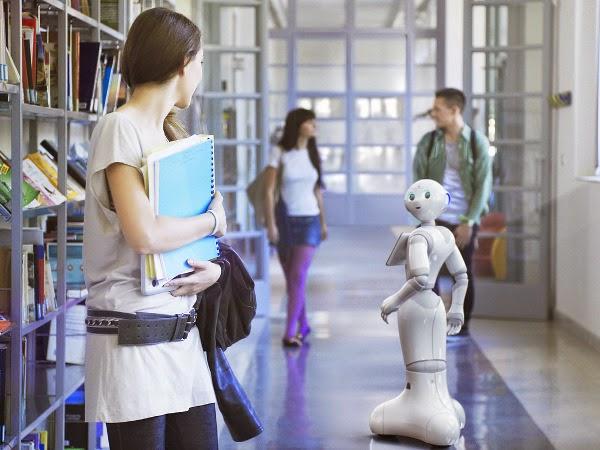 Robot Pepper, de Aldebaran