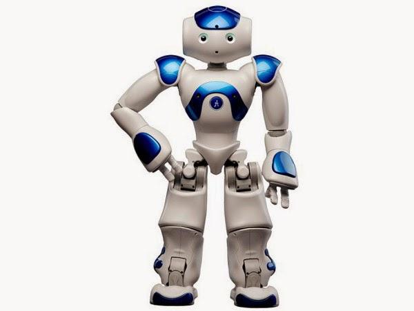 Robot NAO de juguetrónica