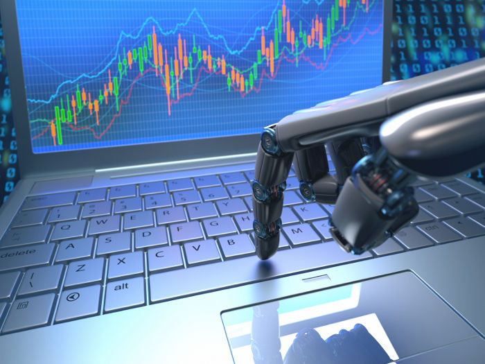 Inteligencia artificial en le sector financiero