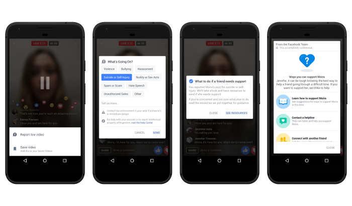 Facebook utiliza la inteligencia artificial para prevenir suicidios