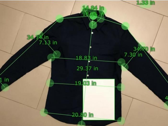 Bodygram, la herramienta hecha con IA para hacer camisas a medida