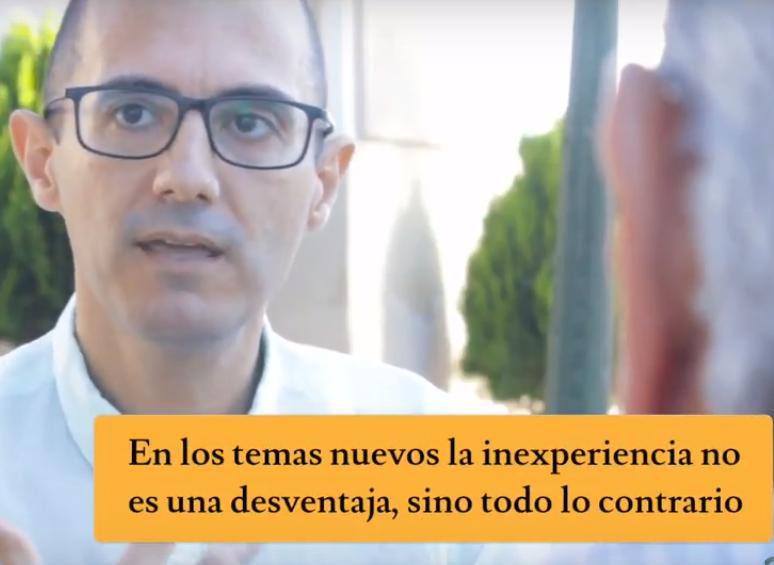 Entrevista a Andrés Torrubia, conducción autónoma