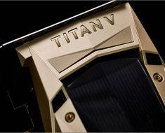 Nvidia presenta Titan V, su nueva GPU para PC diseñada para el procesamiento de IA