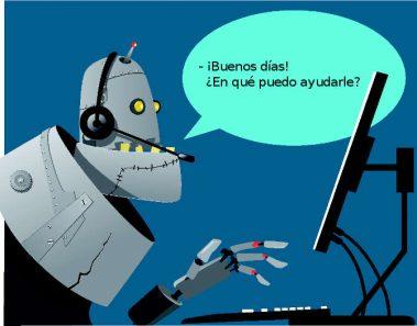 Chatbots, más funcionalidad que IA
