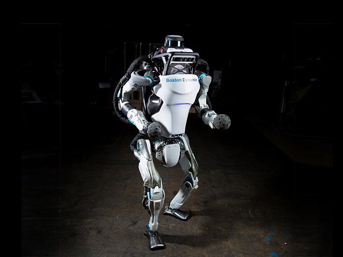 ¿Puede el humanoide Atlas, de Boston Dynamics, hacer parkour?