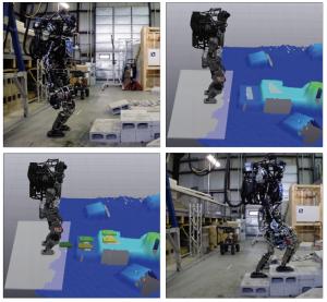 Cálculo del próximo movimiento del robot Atlas