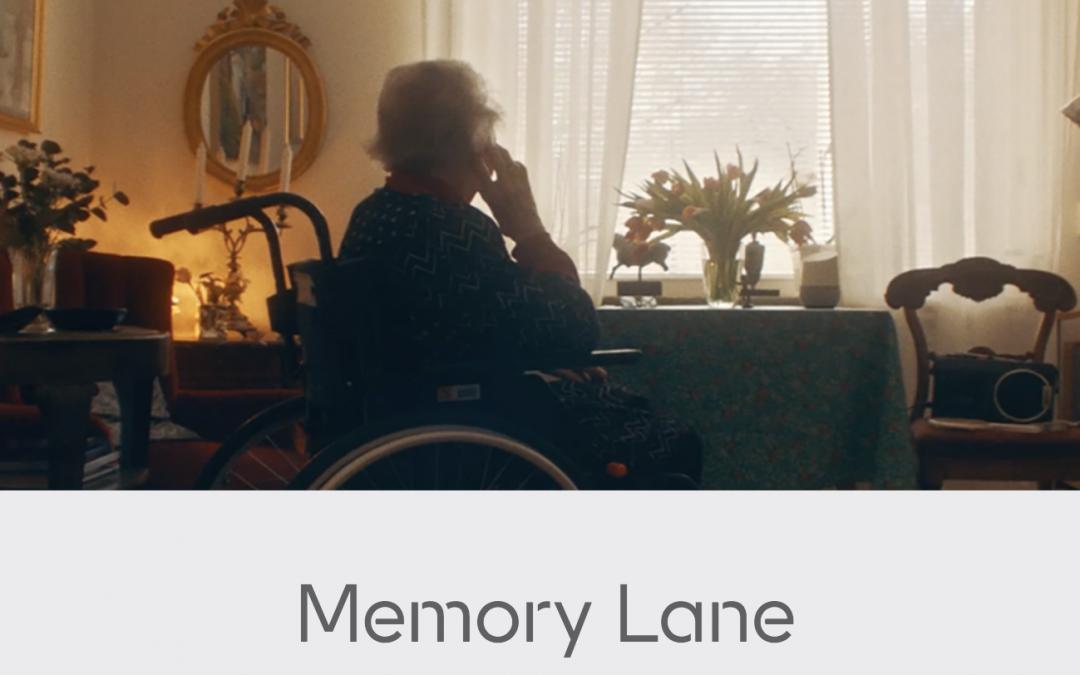 Memory Lane (Accenture y Stockholm Exergi): asistente para combatir la soledad de los ancianos