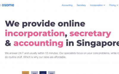 Un chatbot da de alta a tu empresa y lleva el papeleo administrativo de la contabilidad, nóminas… en Singapur