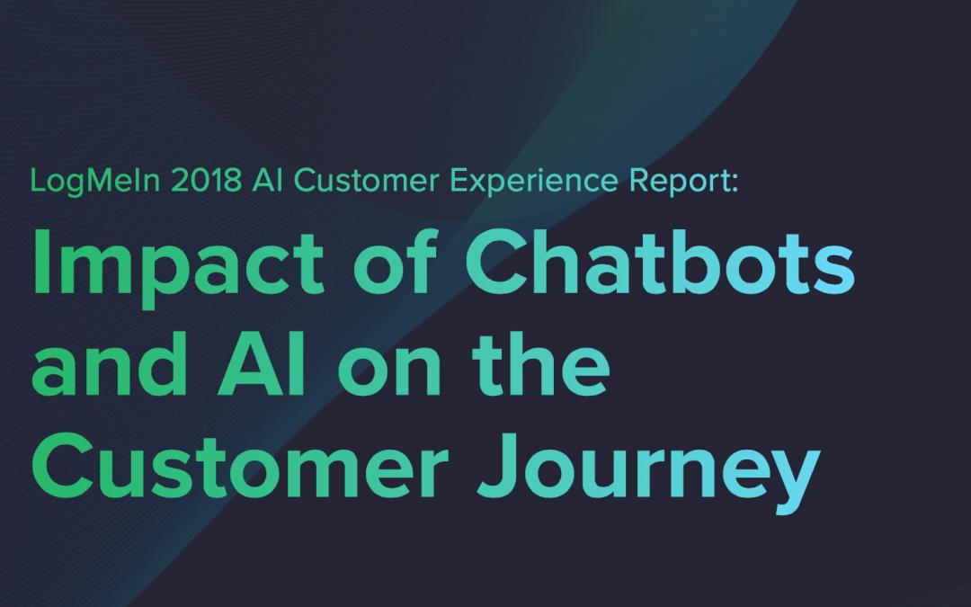 Experiencia de cliente: los chatbots pueden ser determinantes en la fidelización & engagement (Informe)
