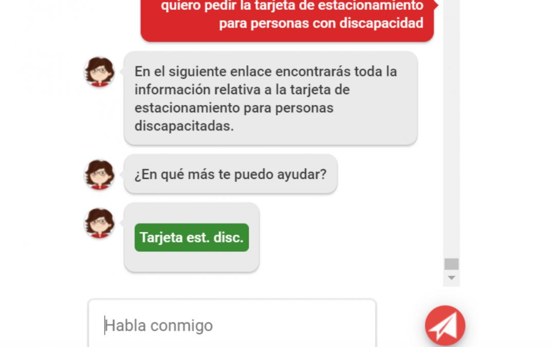 Rosi, chatbot de atención ciudadana del Ayuntamiento de Murcia que lidera los estándares de actualmente existentes