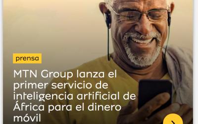 Los pagos móviles introducen la tecnología chatbot (MTN Group)