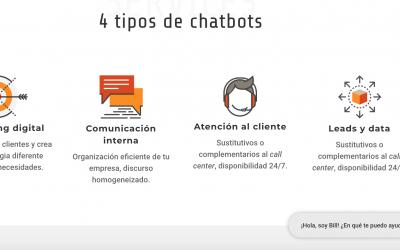 Forbes destaca el potencial de los  Chatbots de comunicación  interna para impulsar la productividad del personal