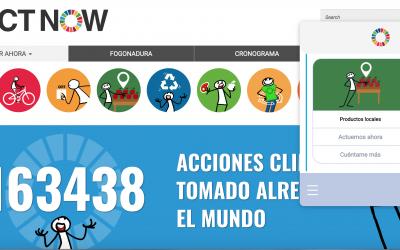 «ActNow Bot» un chatbot de Naciones Unidas para el cambio climático