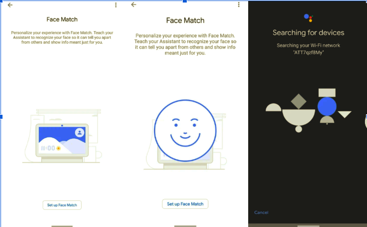 Face Match, la nueva funcionalidad de Google Assistant para su nuevo dispositivo