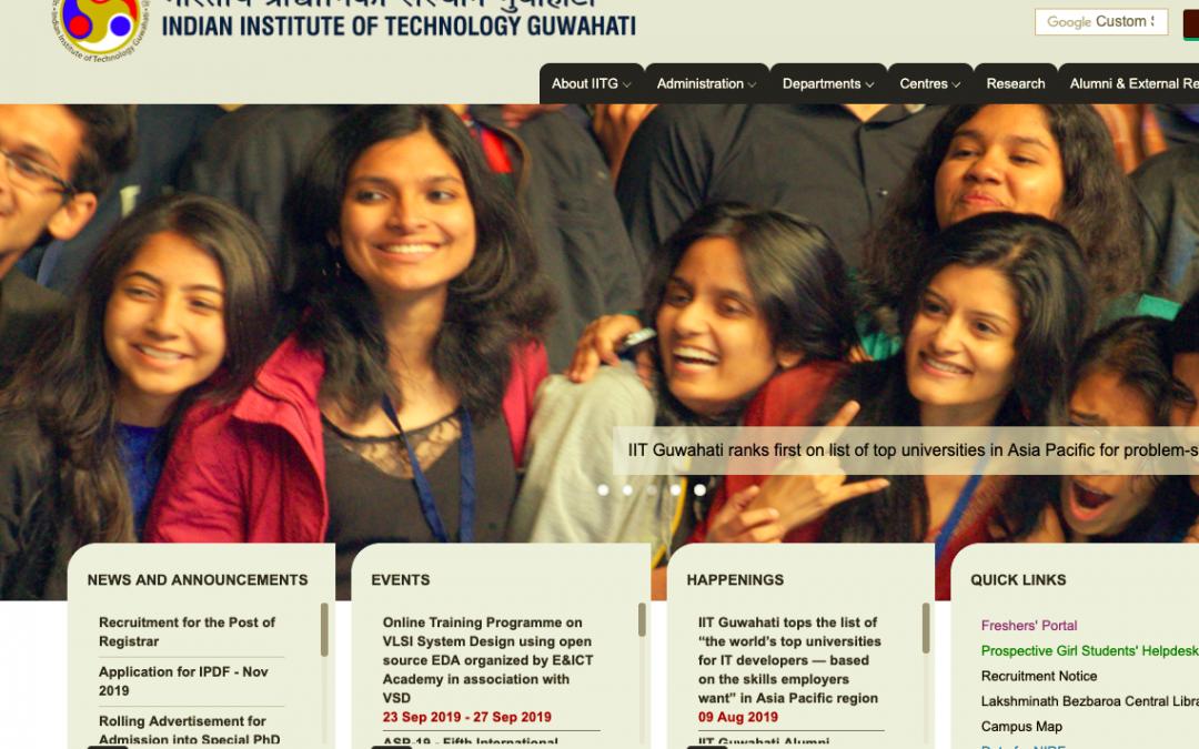 También en la India los estudiantes universitarios optan por los chatbots
