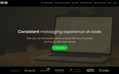 Facebook opta por un chatbot para su servicio de criptomoneda Libra (adquisición de Servicefriend)