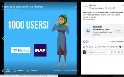 Un chatbot para dar a los refugiados asesoramiento legal instantáneo