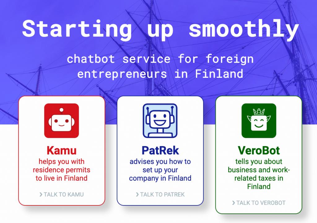 chatbots-gobierno-finlandes