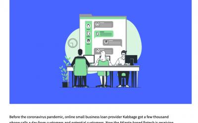 Los asistentes virtuales se ponen al día en banca debido a la era COVID-19